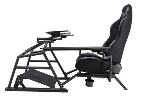 Obutto Revolution Racing Simulator motion sim cockpit thread racing flying space combat neogaf