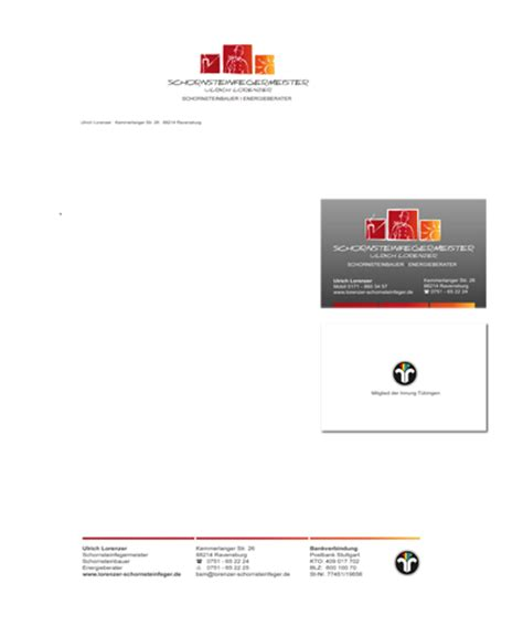 Geschäftspapier Indesign Vorlage Designbuero Schmidt Briefbogen Geschaeftspapiere