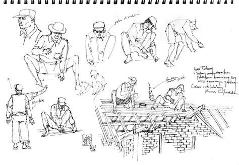 at work sketch series sketchers