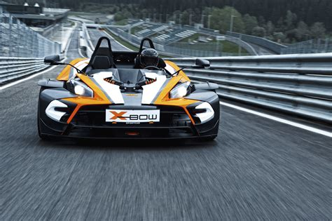 Ktm X Bow In Usa 2011 Ktm X Bow R Launched