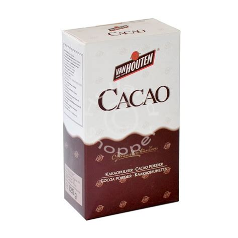 Houten Cocoa Powder 90gram houten cocoa powder hollandshopper the best shop for food and gifts