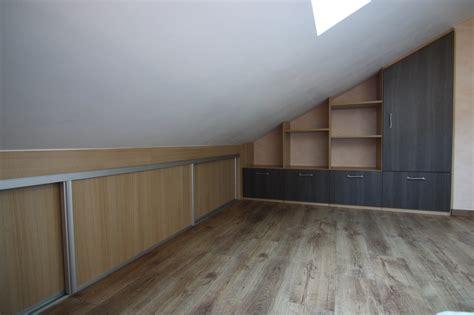 meuble sous pente ikea 309 placard sous pente escalier voiron agencement combles