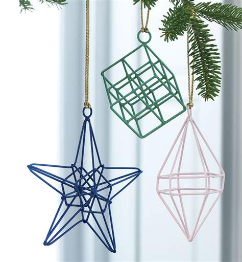 printable geometric ornaments geometric christmas ornaments christmas decore
