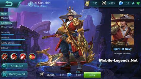 Koas Mobile Legend Moba Hb208 mobile legends squad