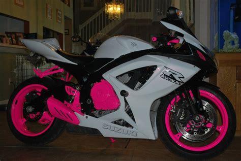 Pink Suzuki Motorcycle Pink Gsxr Car Interior Design