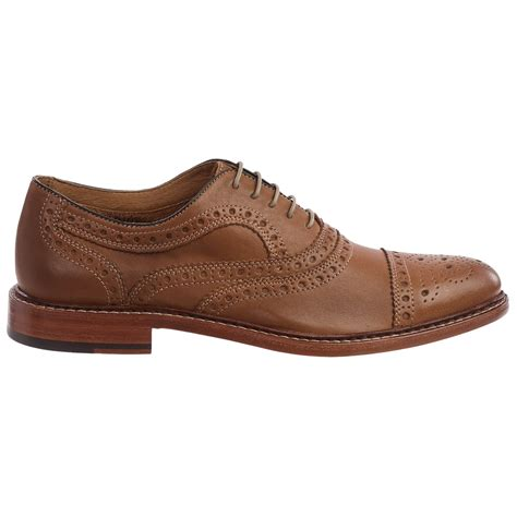 johnston and murphy shoes johnston murphy mcgavock cap toe oxford shoes for