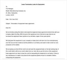 breaking lease letter template lease termination letter 6 free word pdf documents