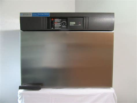 Steris Warming Cabinet by Steris Amsco Qdj03 Blanket And Fluid Warming Cabinet