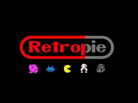 retropie theme sound raspberry pi seamless video looping funnydog tv