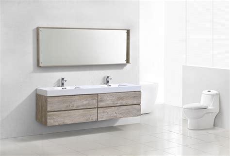 80 double sink bathroom vanity 80 nature wood wall mount double sink modern bathroom