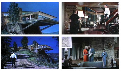 north by northwest house in the hitchcock movie north by northwest which has always