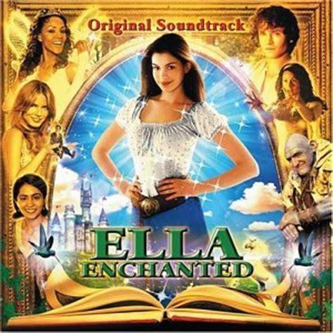 cinderella film high school nick glennie smith various artists ella enchanted
