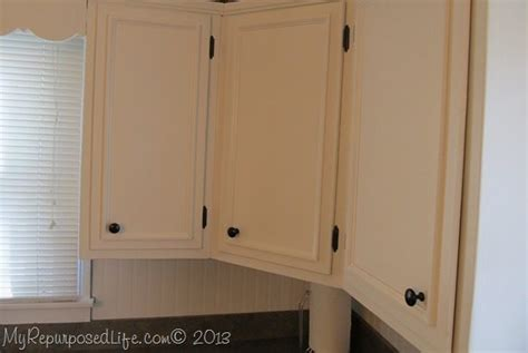 beading window frame kitchen cabinets updated with paint trim my repurposed
