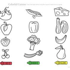 cuisine am駭ag馥 coloring pages printable learning sheets for toddlers