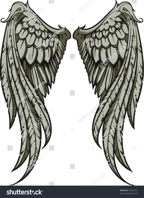 picture illustration vector wings illustration 82487701
