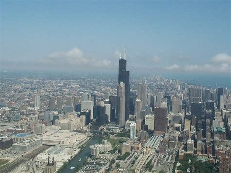 Sears Tower by Eric S Chicago Trip