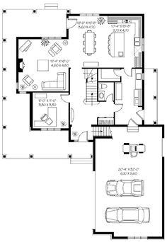 lakeside cottage house plans cottage floor plans on pinterest granny flat plans