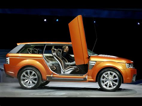range rover concept sports car land rover image