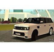 Range Rover Sport Tuning Pour GTA San Andreas