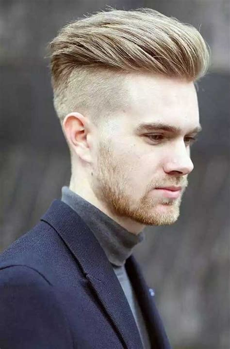 pompadour haircut boys 30 best male hair cuts mens hairstyles 2017