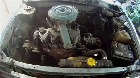 nissan sunny 1990 engine nissan sunny 89 engine motor youtube
