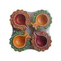 Handmade Decorative Diyas - handmade decorative diya manufacturers suppliers