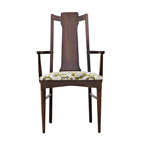set of 6 vintage mid century dining chairs mr12454 ebay