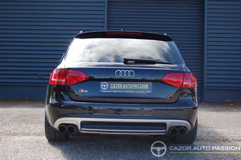 Audi S4 B8 Abt by Audi S4 V6 Turbo Avant B8 Pr 233 Pa Abt 435ch S Tronic Cazor