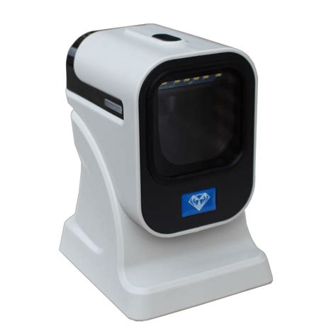 Taffware 2d Omnidirectional Image Barcode Scanner Yk6200 White taffware 2d omnidirectional image barcode scanner yk6200