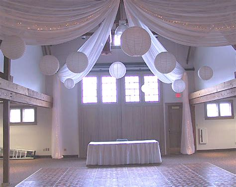 wedding ceiling drapes wedding ceiling kits free flower tutorials http www