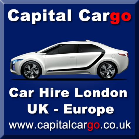 Car Rental Uk London Heathrow Airport.CAPITAL CARGO UK Car