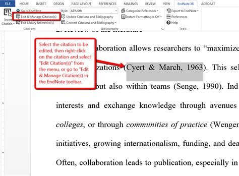 citation template apa in text citations