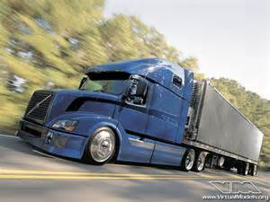 Custom Volvo Semi Trucks Trucks On Volvo Semi Trucks And Peterbilt