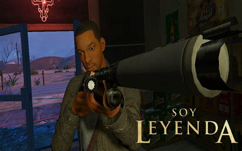 soy leyenda will smith hd gta5 mods com