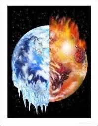 el alarmismo periodístico sobre el calentamiento o