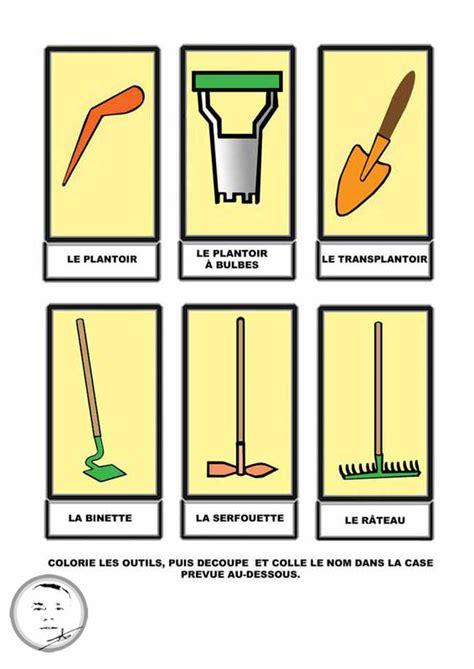 Noms Des Outils De Jardinage by Presentation Des Outils Du Jardin Jardinenfant Les