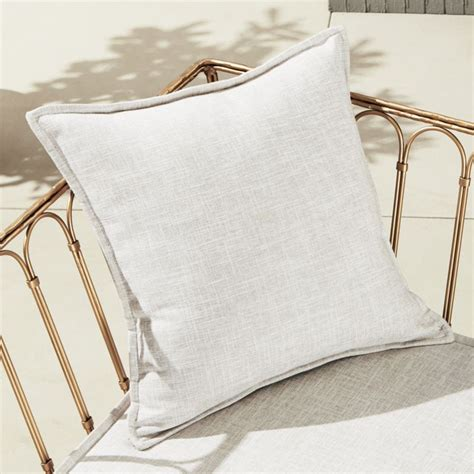 Cb2 Throw Pillows by 20 Quot Le R 234 Ve Throw Pillow Cb2