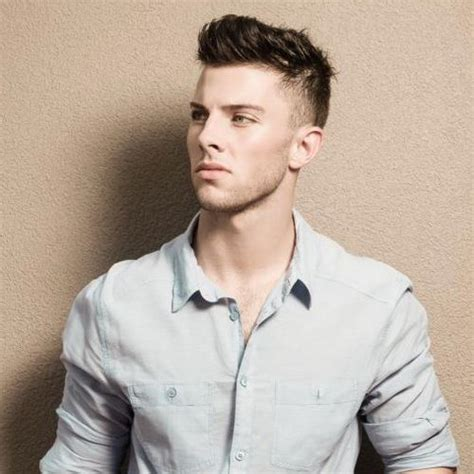 50 Sexiest Short Haircuts & Hairstyles for Men [2017]