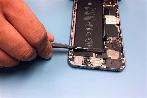 how to replace the iphone 6 battery imore