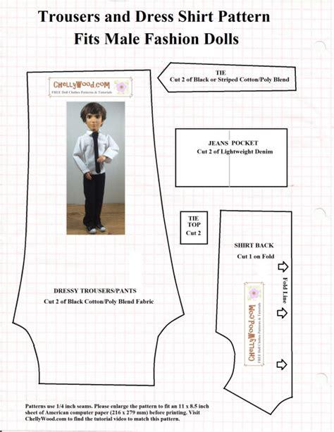 t shirt doll design gi joe clothes free sewing patterns chellywood com