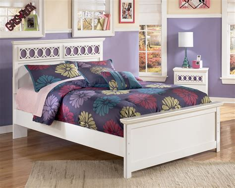 ashley furniture platform beds ashley signature design zayley full platform bed with