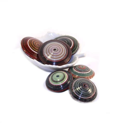 beading buttons saucer button janice mae paper