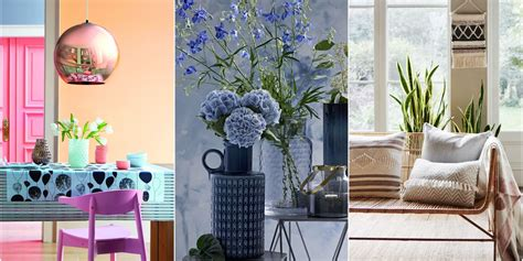 10 best summer 2018 trends interior design ideas