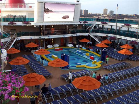 dream boat carnival carnival dream cruise ship photo tour and commentary