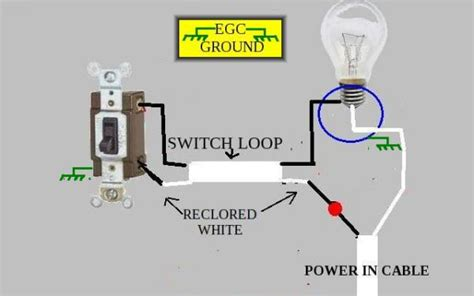install new light switch diagram efcaviation