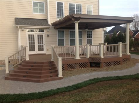 raleigh patio and deck