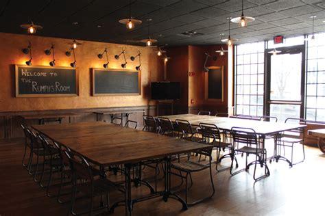 rumpus room menu rumpus room chef milwaukee wi milwaukee restaurants milwaukee dining