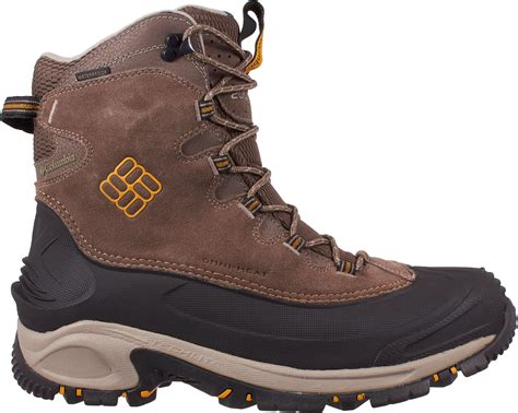 columbia boots mens columbia s bugaboot omni heat winter boots field