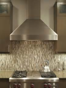 Mosaic Glass Backsplash Kitchen by Kitchen Backsplashes That Make A Splash