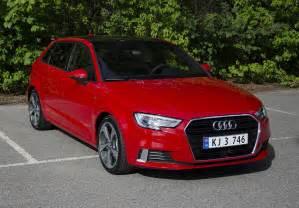 Second Audi A3 S Line Audi A3